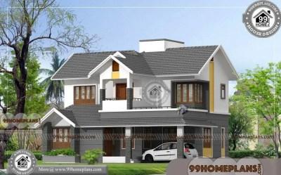 Indian House Design | Best 7500+ Kerala Home Designs Floor Plans