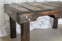 Handmade Wood Pallet Coffee Table | 99 Pallets