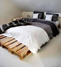 DIY 20 Pallet Bed Frame Ideas | 99 Pallets