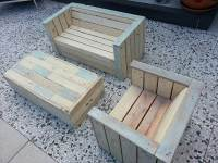 Outdoor Furniture Made with Pallets | 99 Pallets