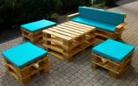 DIY Pallet Patio and Living Room Furniture Ideas | 99 Pallets