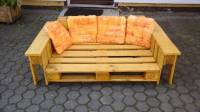 Pallet Double Lounge Chair | 99 Pallets