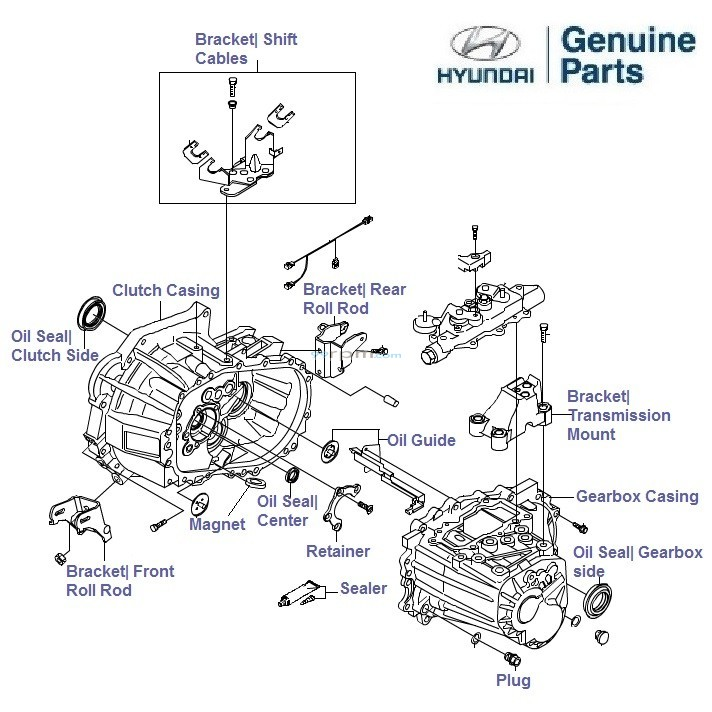 hyundai sonata 2 5 engine diagram