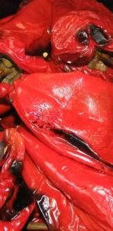 Priprema pindjura - pecena paprika