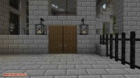 Big Doors Mod 1.10.2/1.7.10 (Larger Wooden Double Doors ...