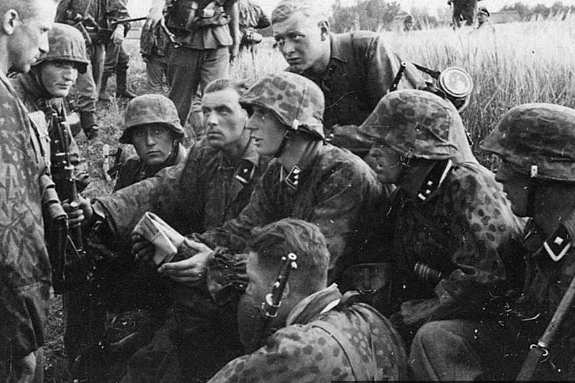 Featured Pictures Waffen Ss 9 Ss Hohenstaufen Re