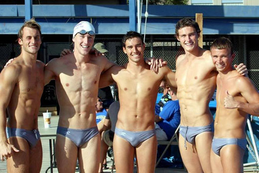 5 Swimmers