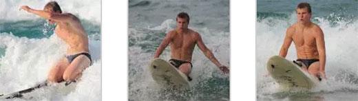 Amateur Speedo Lifeguard