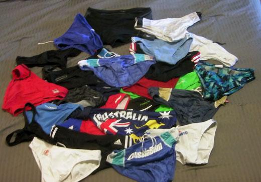 My Speedo Collection