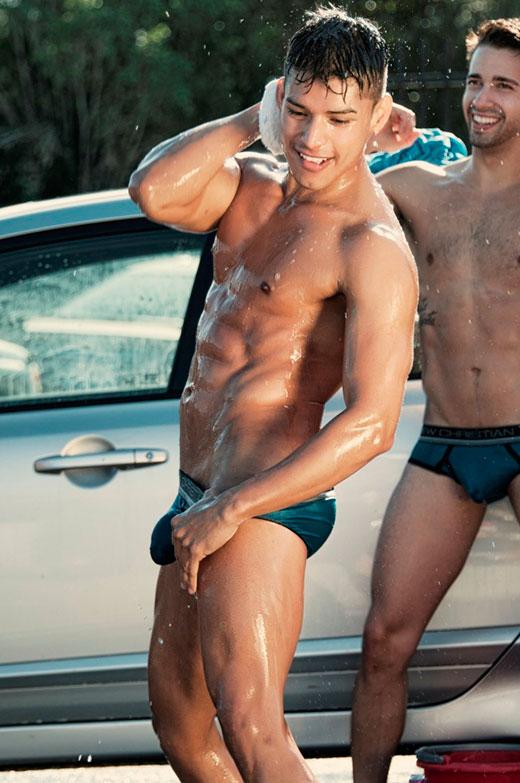 Speedo Car Wash