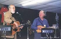 Dan Crary and Peter Feldmann