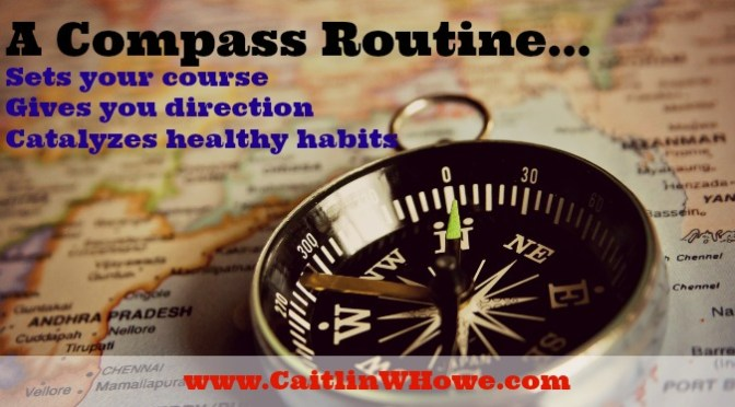 The Compass Routine