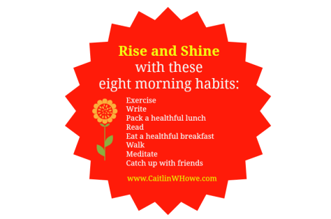 Rise and Shine Morning Habits