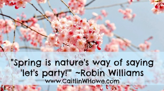 A Quote for Spring!