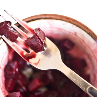 Allspice and Balsamic Pickled Beets-2