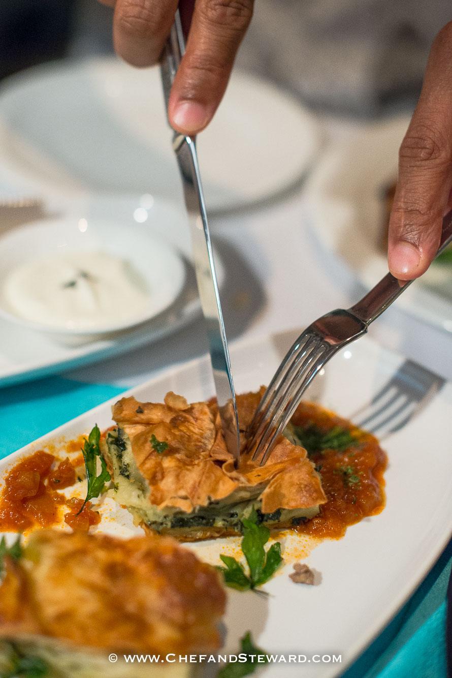 Kiyi the authentic turkish restaurant fairmont ajman for Authentic turkish cuisine