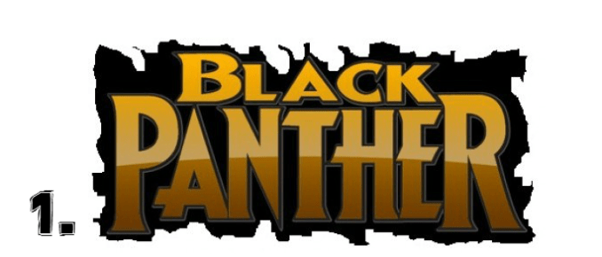 BlackPantherLogo