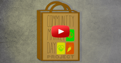 Community Market Day Project -- New Hampshire agorist marketplace