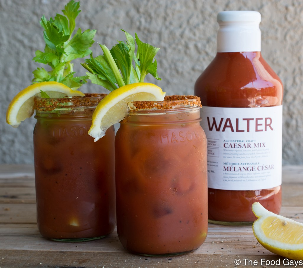 Walter Caesar All-Natural Craft Caesar Mix