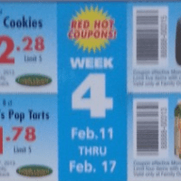 Family Owned Markets Magnet Mailer: $.88 Turkey Hill Gallon Drinks