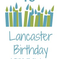Top 10 Favorite Lancaster Birthday Freebies