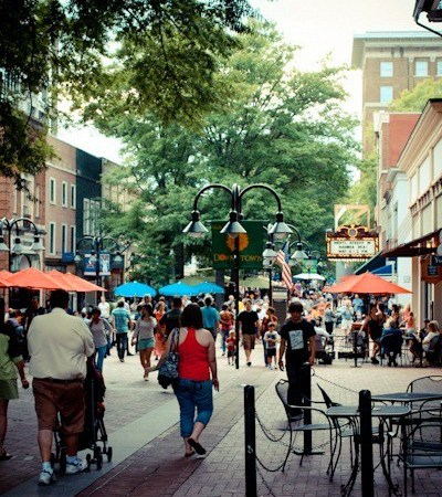 A Weekend In Charlottesville