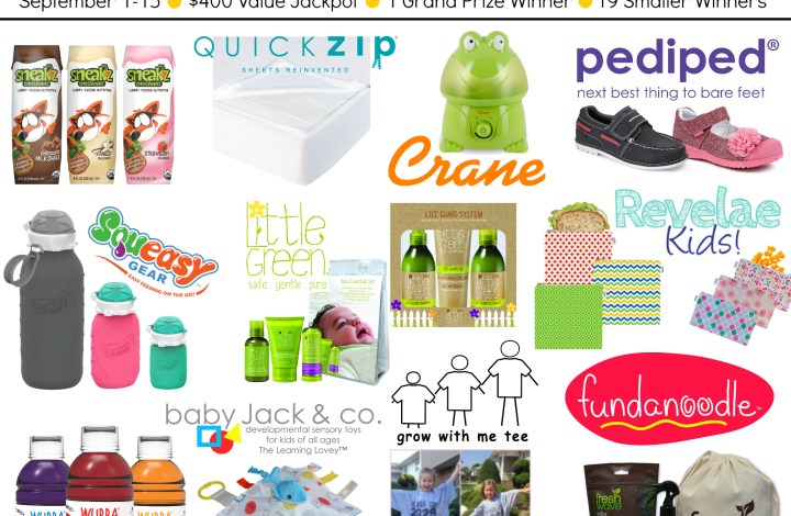 Back to School Bonanza Giveaway