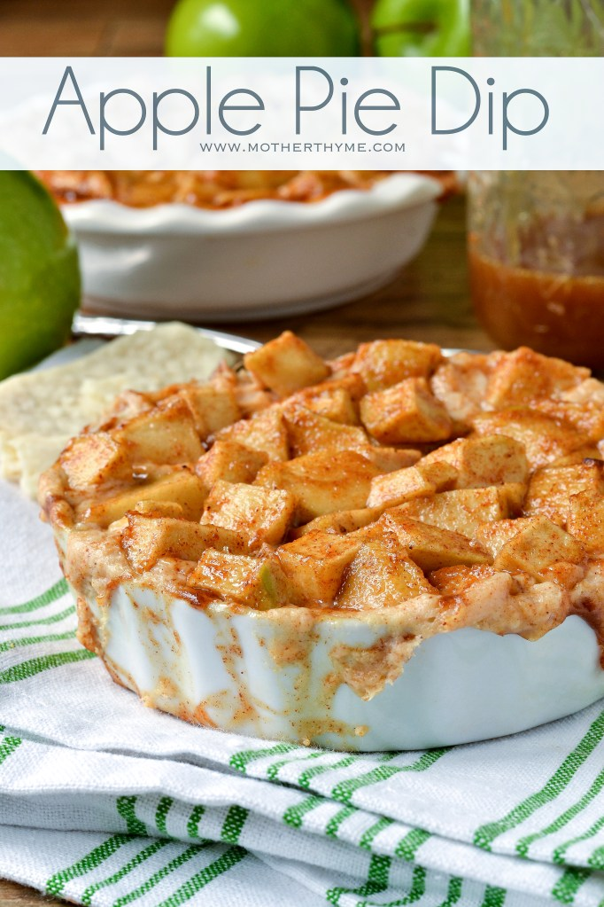 Apple Pie Dip | Mother Thyme