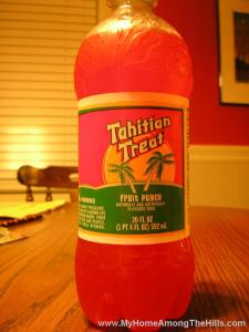 Tahitian Treat - a party in my mouth!