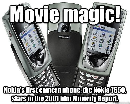 Nokia7650