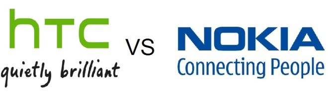 HTC vs Nokia