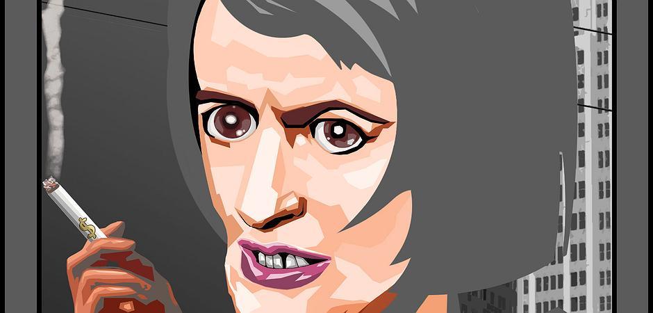 Ayn Rand: Róża Luxemburg kapitalizmu
