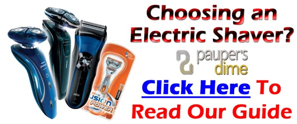 Click Here to Check Out the Electric Shaver Guide