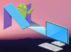Install Android 7 Nougat SDK