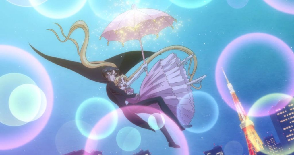 Was Sailor Moon Originally Meant to Be Able to Fly?
