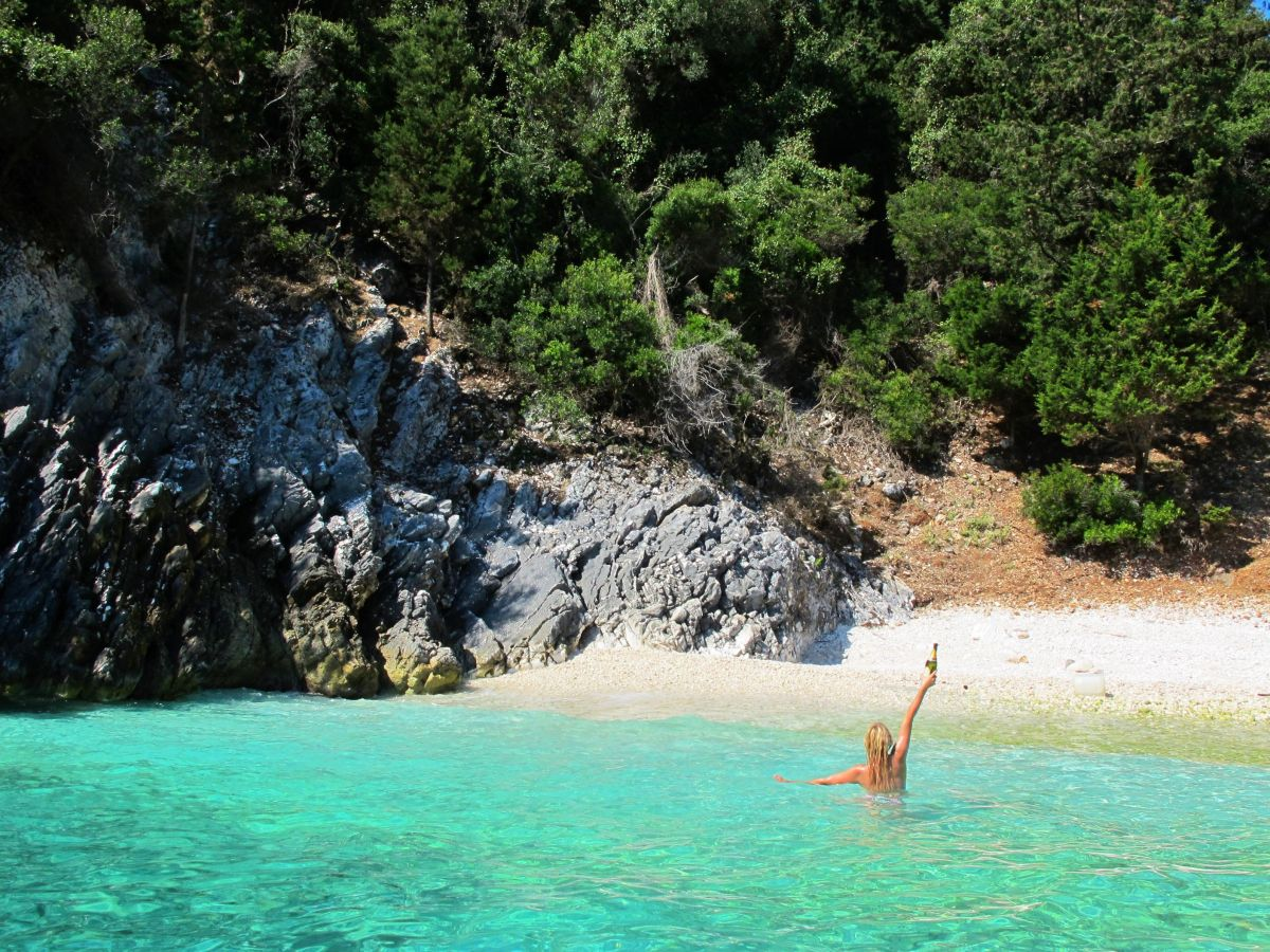 A Guide to the Best Beaches in Northern Kefalonia