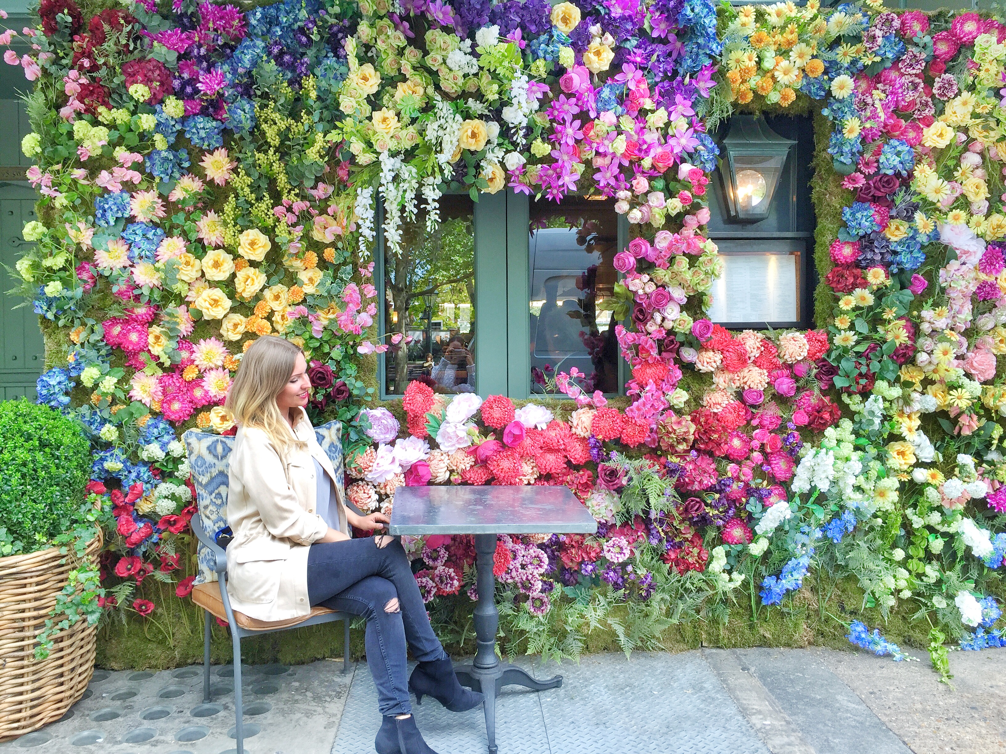 Most Instagrammable London Spots To Visit This Spring A Girl Who