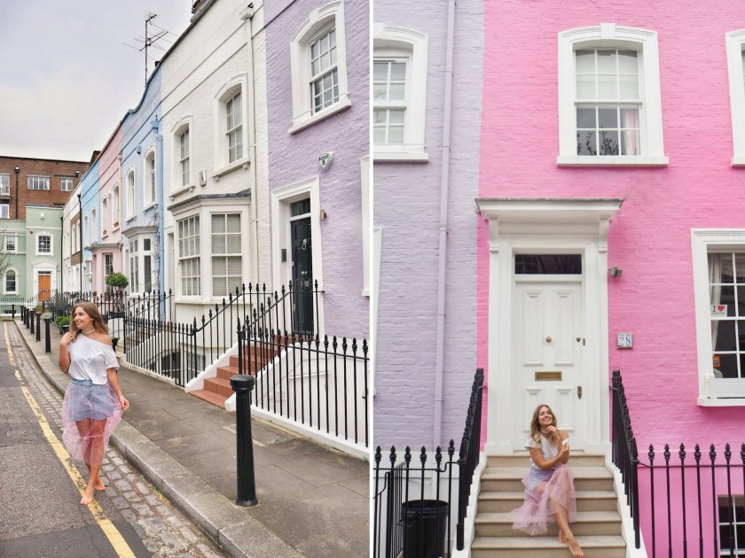 London's Most Instagrammable spots