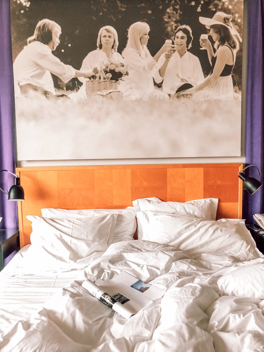 Rival Hotel, stockholm, ABBA