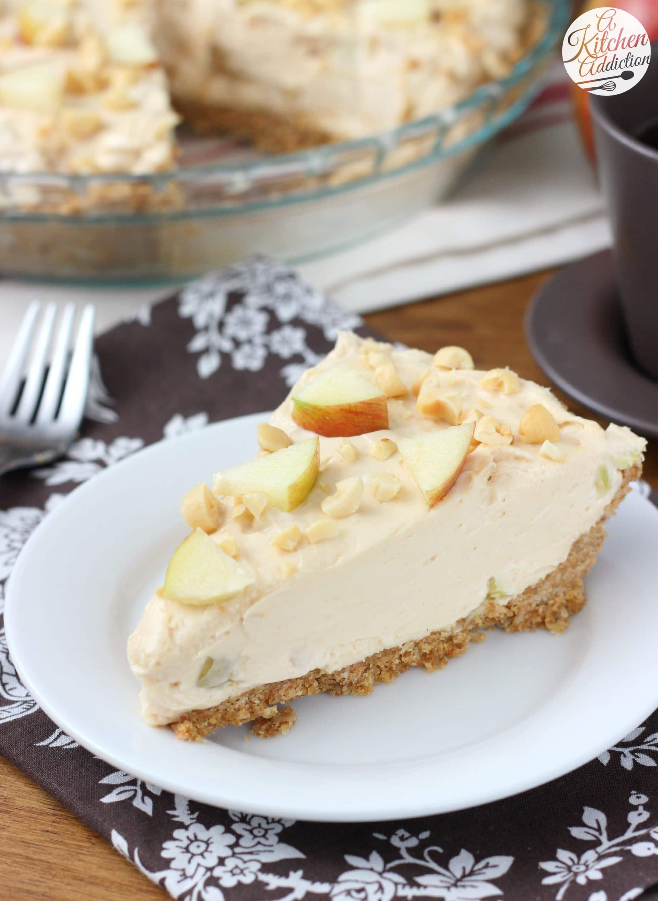 Fullsize Of Apple Pie Cheesecake