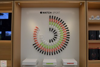 De Apple Watch, de bandjes zijn alvast wel te koop