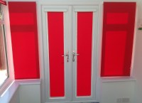 Patio Door / Bi-Folding Door Blinds - A-Z Blinds & Shutters