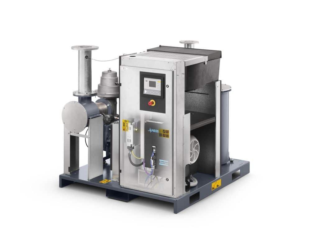 GVS 150 Vacuum pump Rotary Vane Single Stage