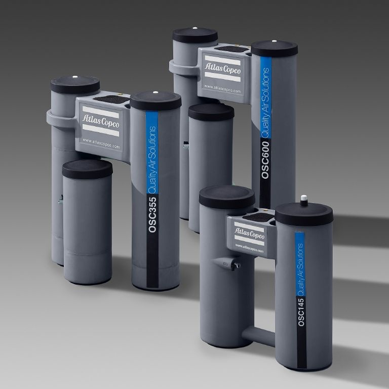 OSC oil-water seperator for the treatment of condensate water.