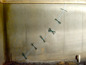 A1 Crack Repair Maryland Concrete Wall Foundation Repairs