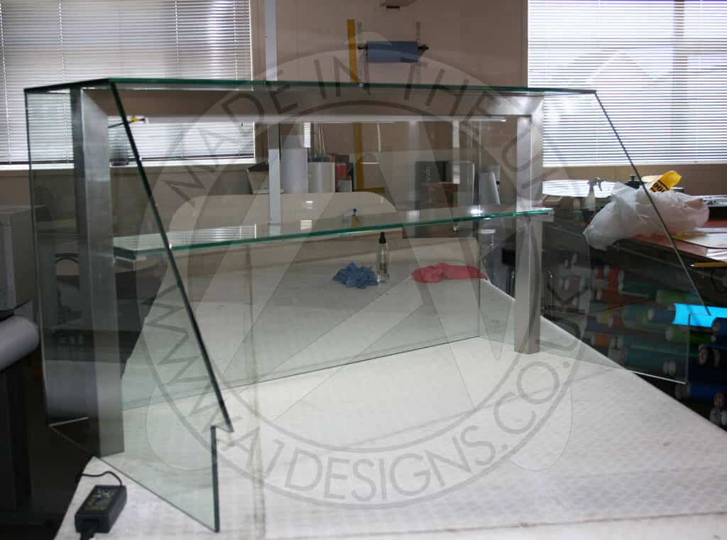 Bespoke Display Cabinets