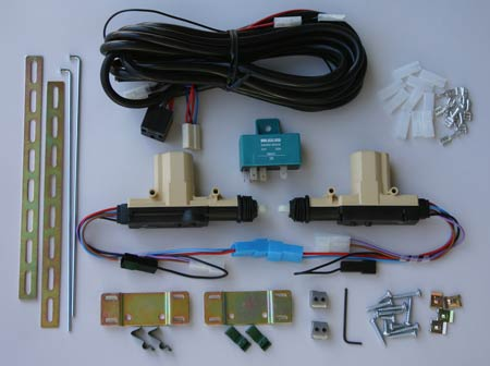 MES Swiss Made Power Door Lock Kits