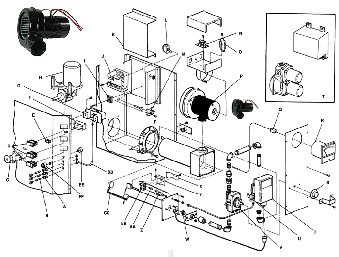 Lincoln Impinger Wiring Diagram Wiring Schematic Diagram
