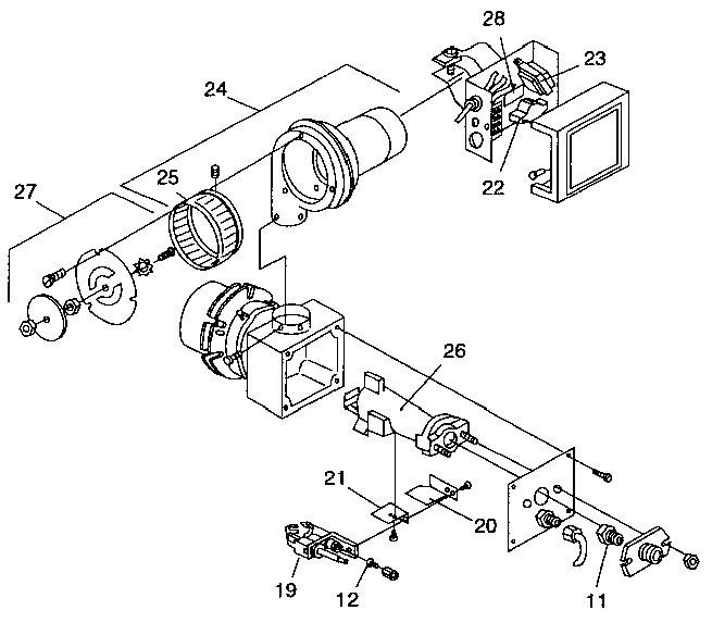 lincoln impinger wiring diagram