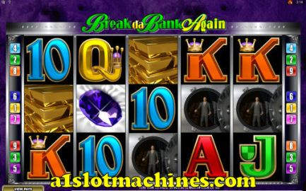 Break Da Bank Again Free Spins Feature